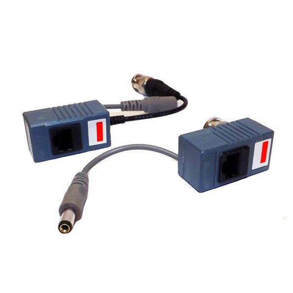 Balun de Video y Eléctricidad – VGT203